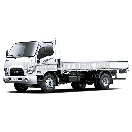 Hyundai New Mighty 75S Thung lung