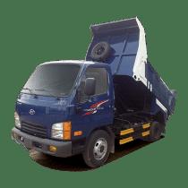 Xe tải ben New Mighty N250