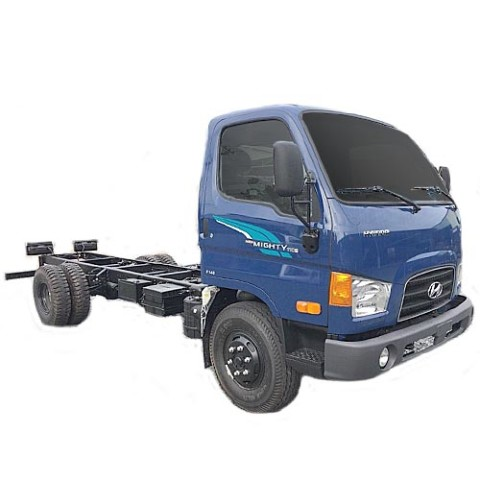 Hyundai New Mighty 110S chassist