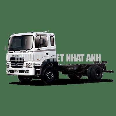 Xe tai Hyundai HD260 Chassis